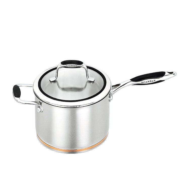 Scanpan Coppernox Covered Saucepan 3.5L