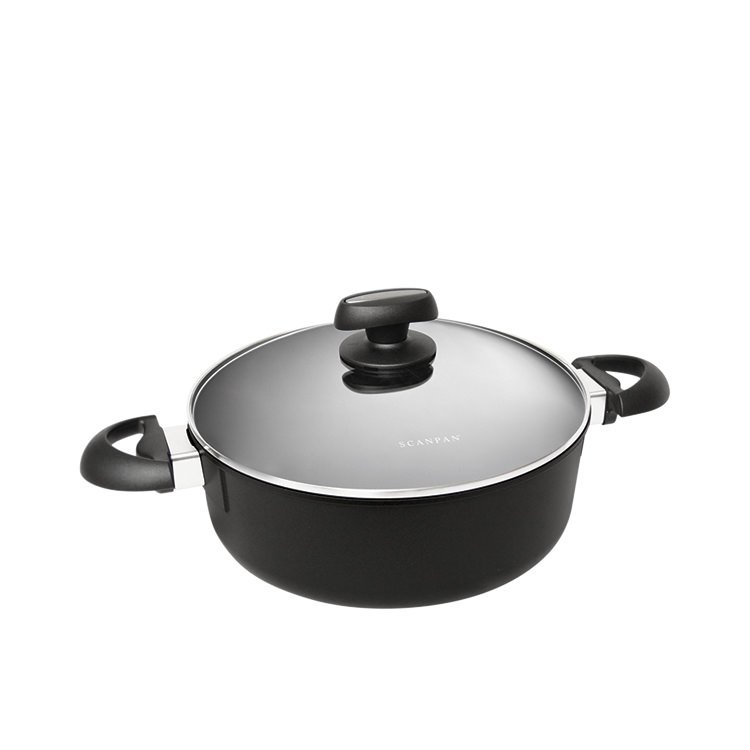 Scanpan Evolution Low Dutch Oven 4L
