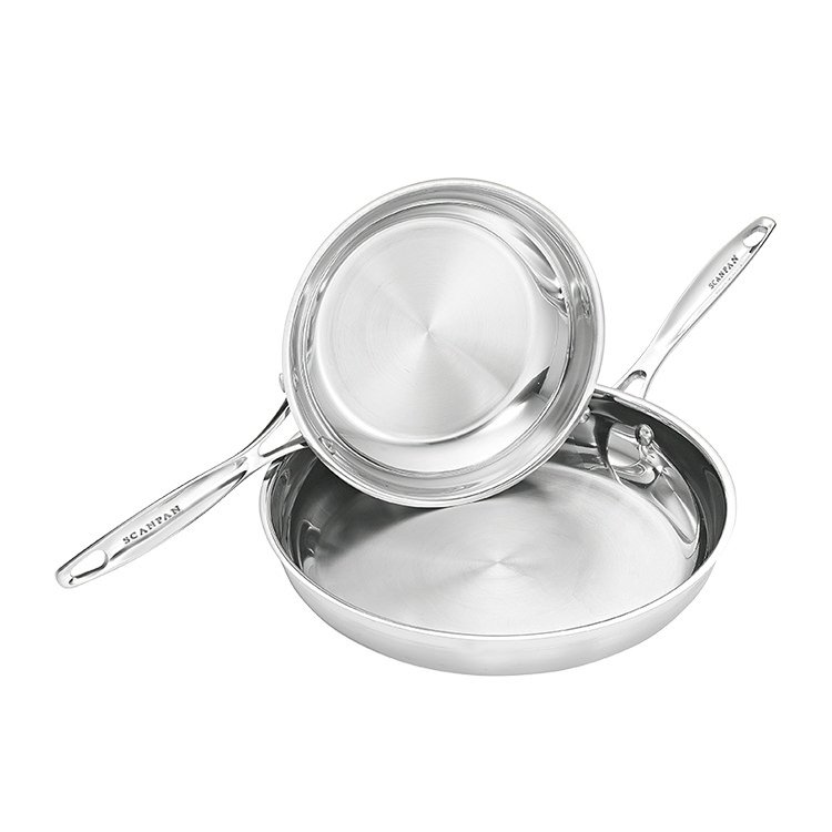 Scanpan Impact 2pc Frypan Set 20cm & 28cm