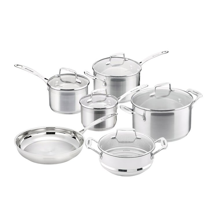 Scanpan Impact 6pc Cookware Set