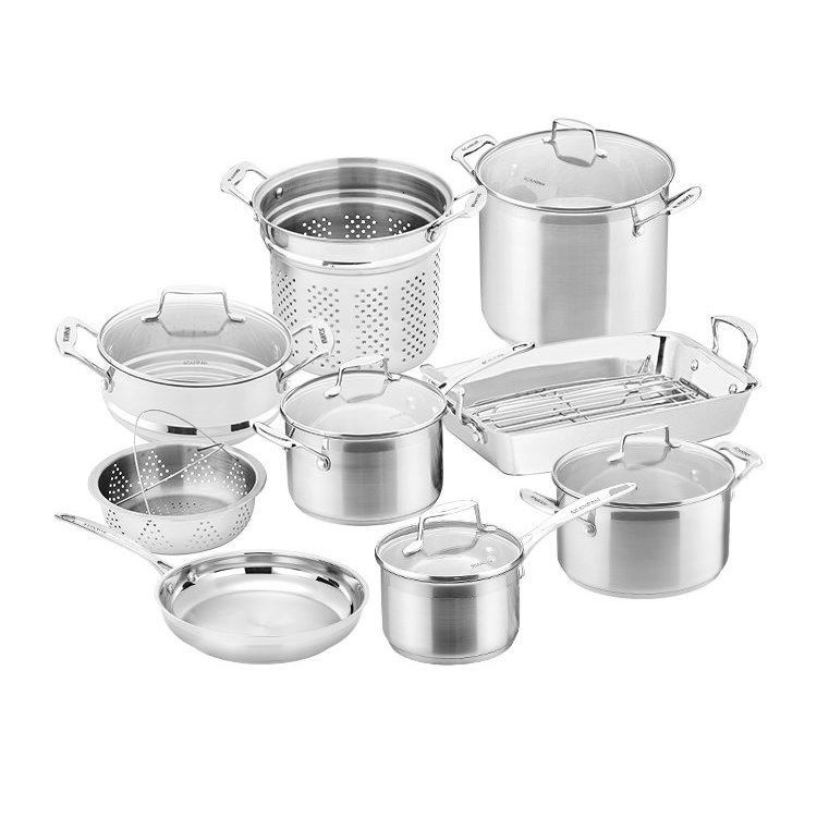Scanpan Impact 9pc Cookware Set
