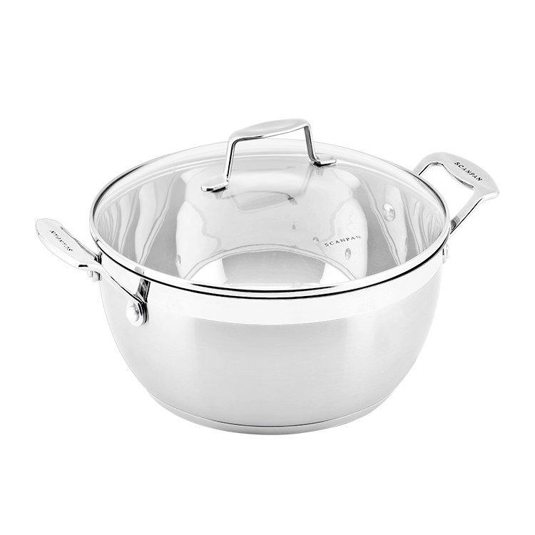 Scanpan Impact Stew Pot w/ Lid 26cm - 4.5L