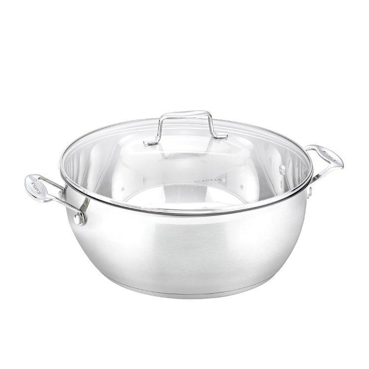 Scanpan Impact Stew Pot w/ Lid 32cm - 8.5L