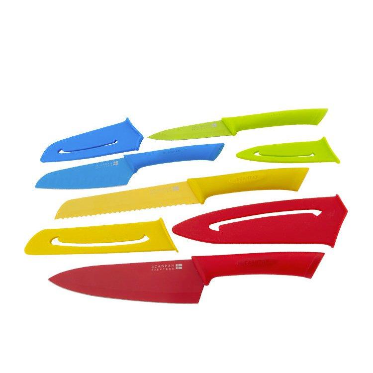 Scanpan Spectrum 4pc Knife Set