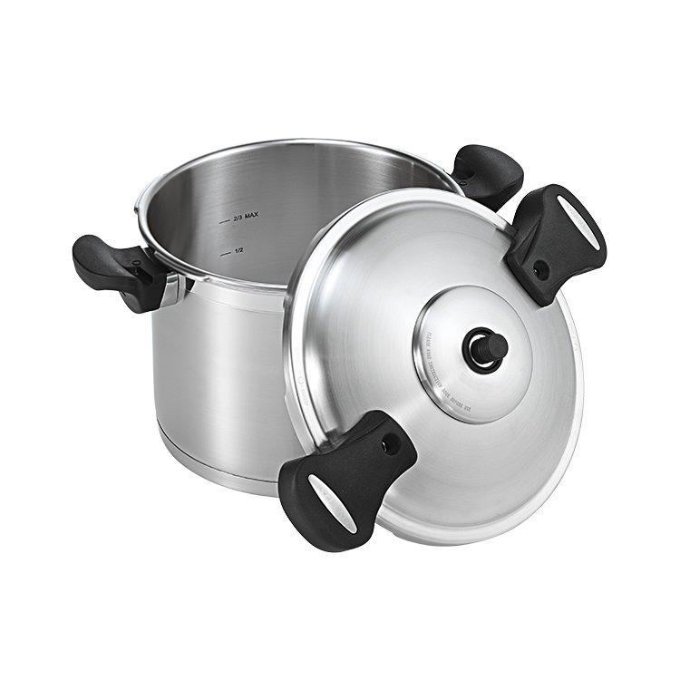 Scanpan Stainless Steel Pressure Cooker 22cm - 6L