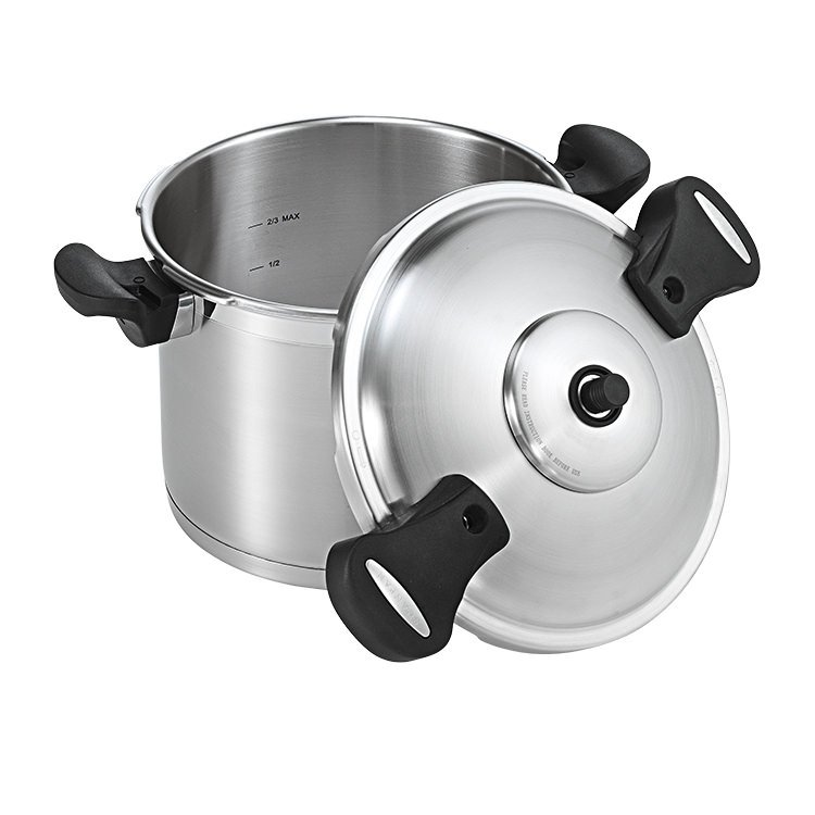 Scanpan Stainless Steel Pressure Cooker 8L 24cm