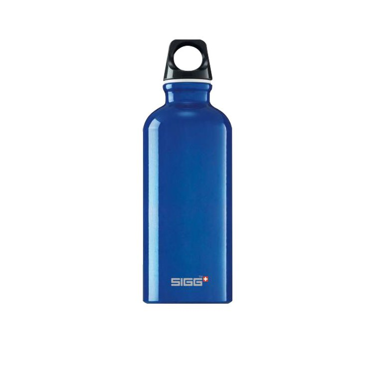 Sigg Traveller Bottle 400ml Dark Blue