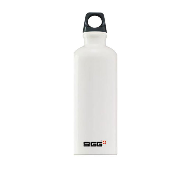 Sigg Traveller Bottle 600ml White