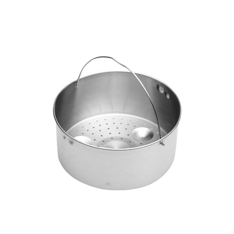Silit Perforated Low Insert Stainless Steel 22cm