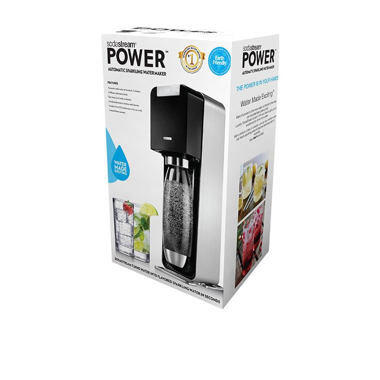 SodaStream Power Drink Maker Black
