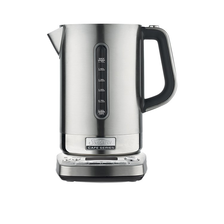 Sunbeam Cafe Series QT Variable Temperature Kettle