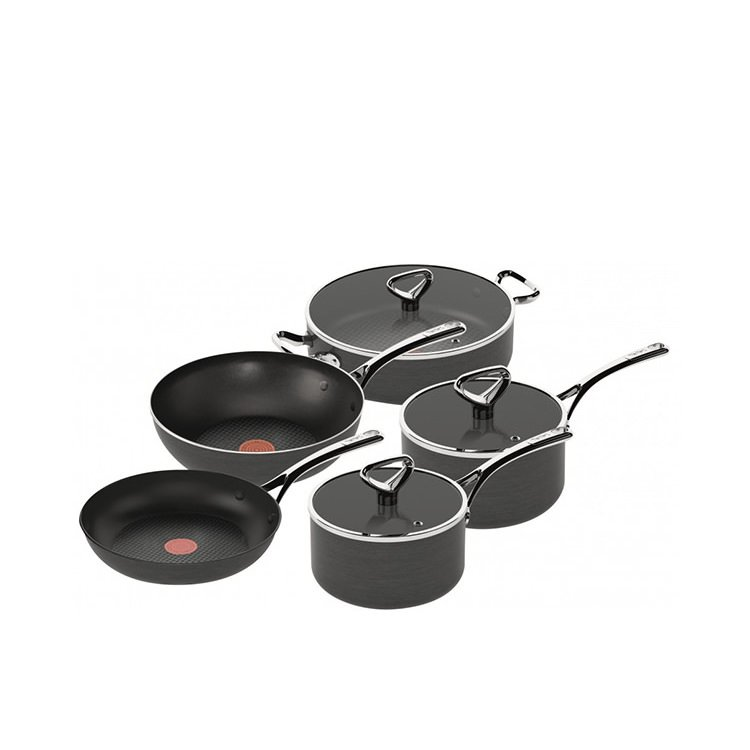 Tefal Reserve 5pc Cookware Set