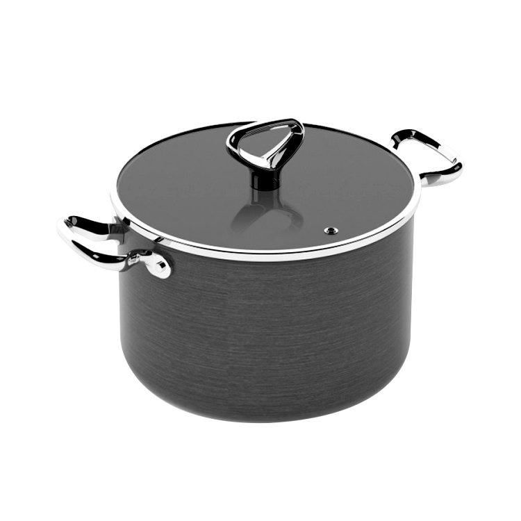 Tefal Reserve Stockpot with Lid 24cm