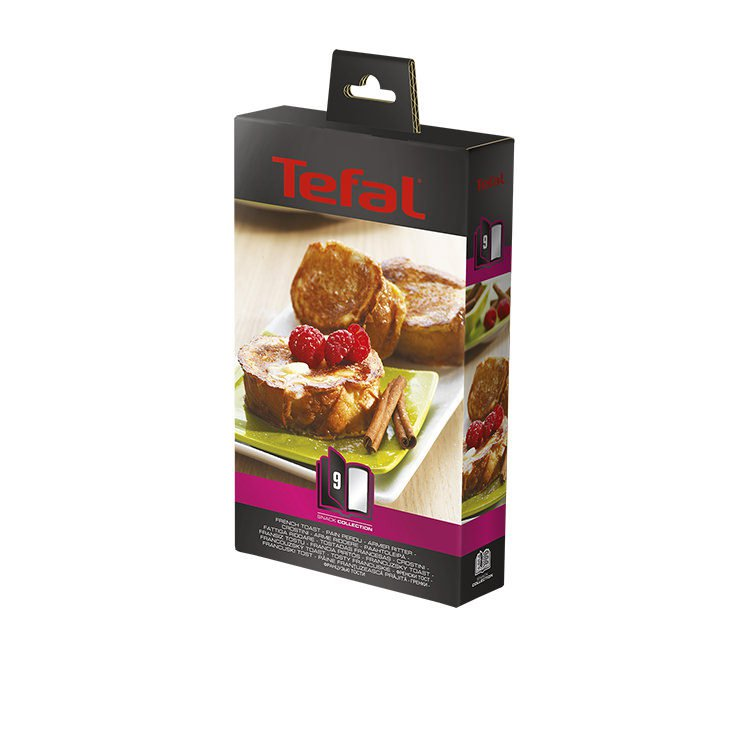 Tefal Snack Collection Accessory Plates French Toast