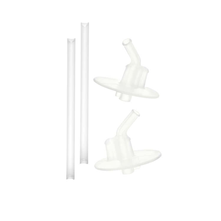 Thermos Funtainer Replacement Mouthpiece and Straw (for Bottles with Carry Loop)