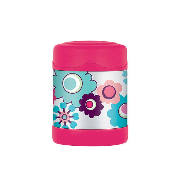 Thermos Funtainer Insulated Food Jar 290ml Flower