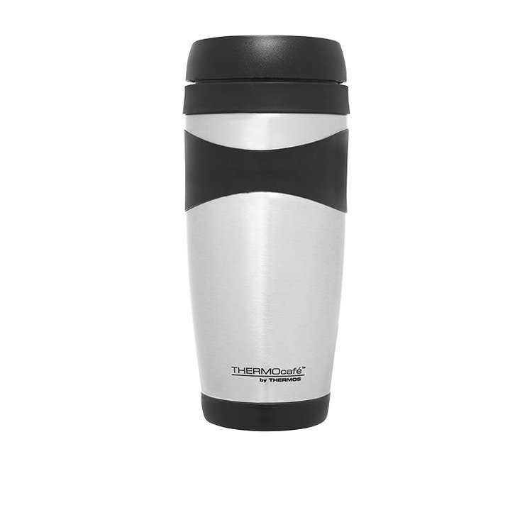 Thermos Thermocafe Stainless Steel Foam Insulated Travel Mug 500ml