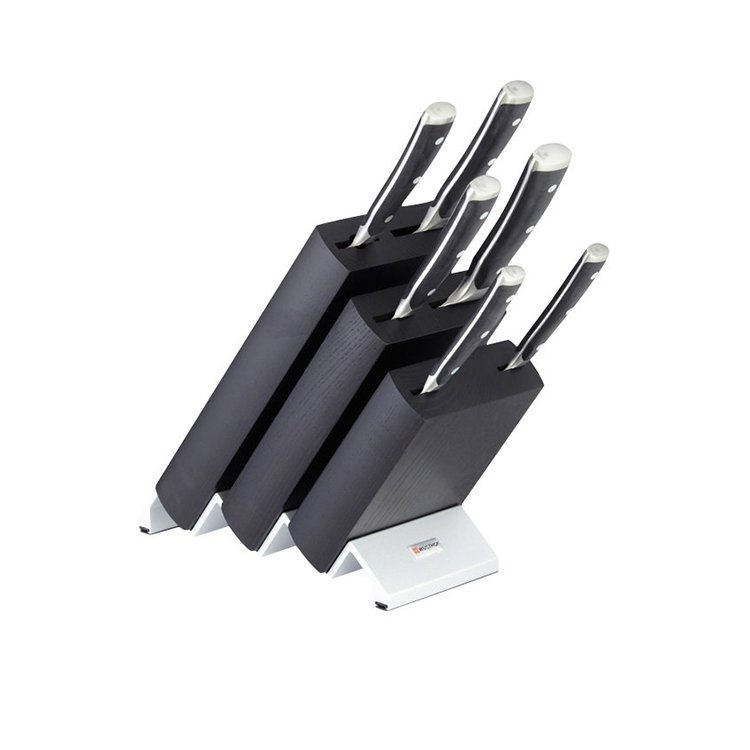 Wusthof Classic Ikon 7pc Knife Block Set