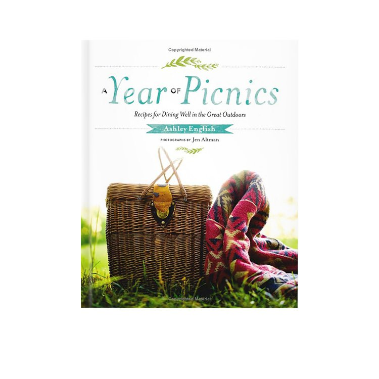 A Year Of Picnics Cookbook