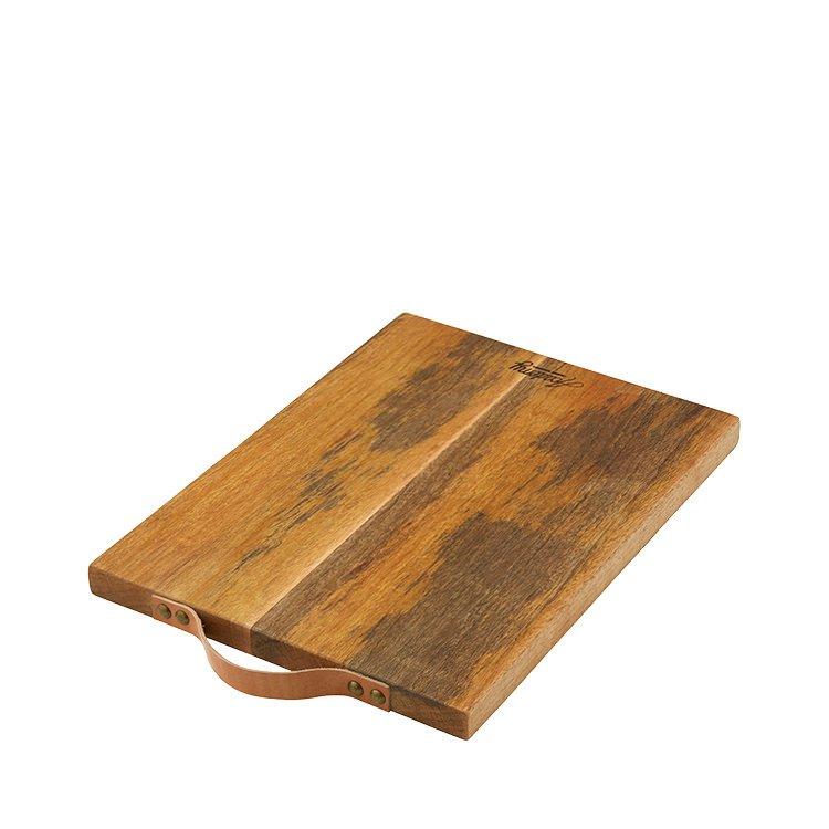 Academy Eliot Chopping Board w/ Leather Handle 43x30x2.5cm