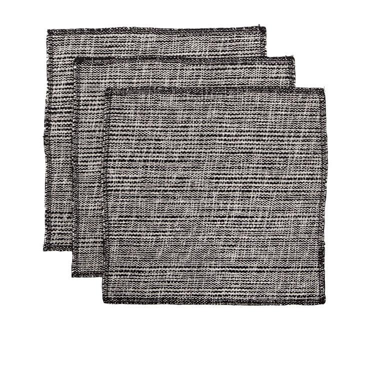 Academy Hardy Dish Cloth Set of 3