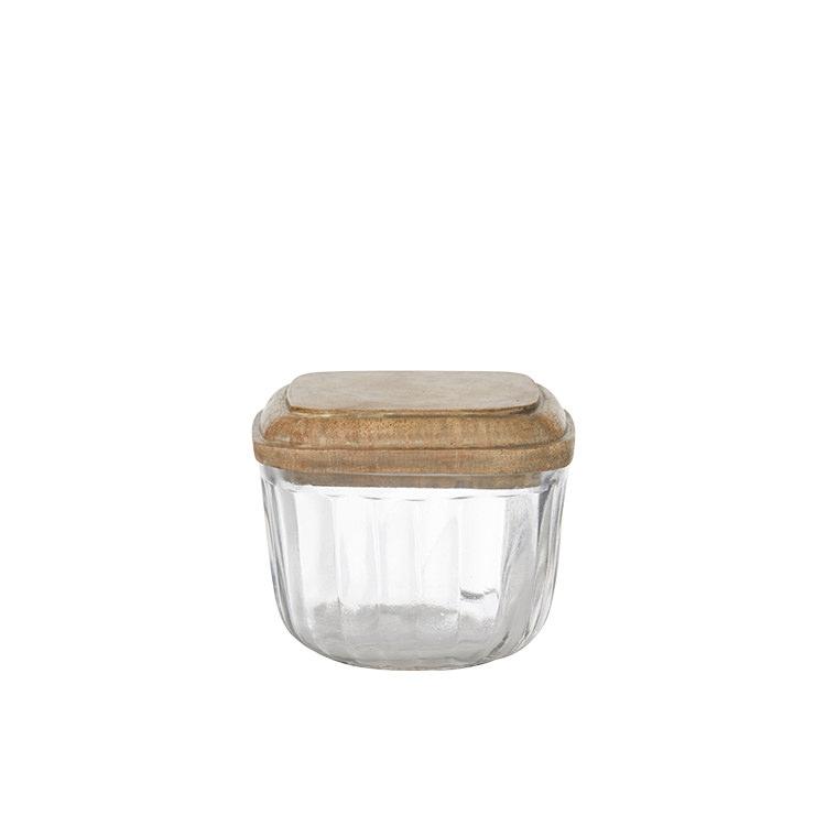 Academy Hemingway Storage Jar w/ Lid 9x9x7.5cm