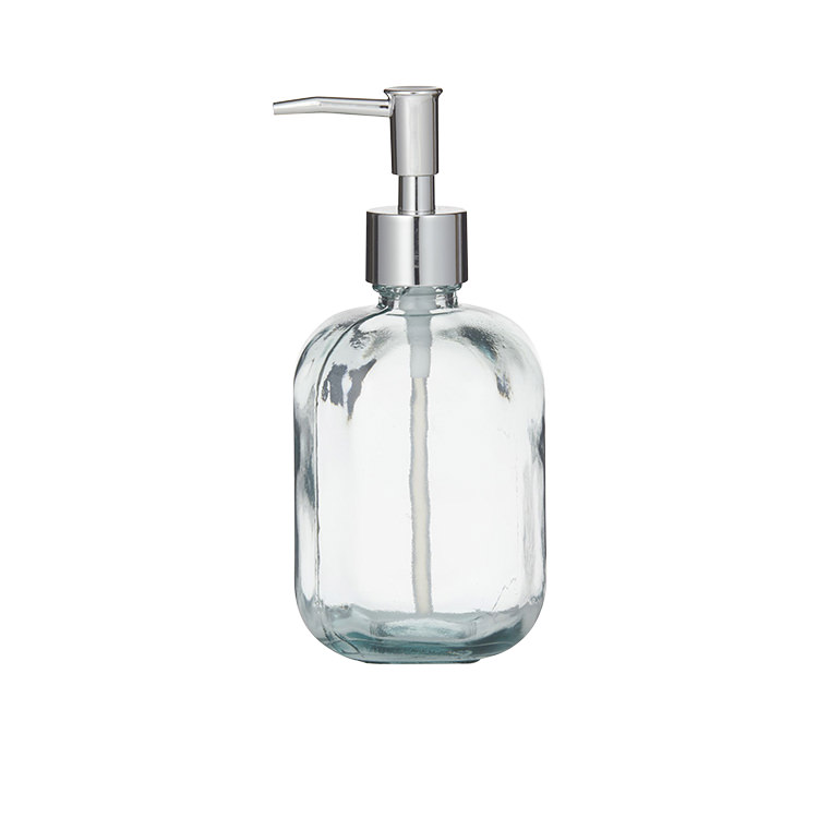Academy London Recycled Glass Soap Dispenser