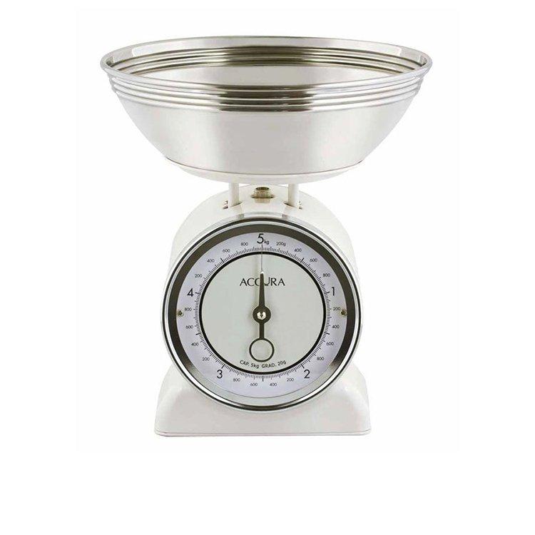 Accura Neptune Mechanical Kitchen Scale Cream