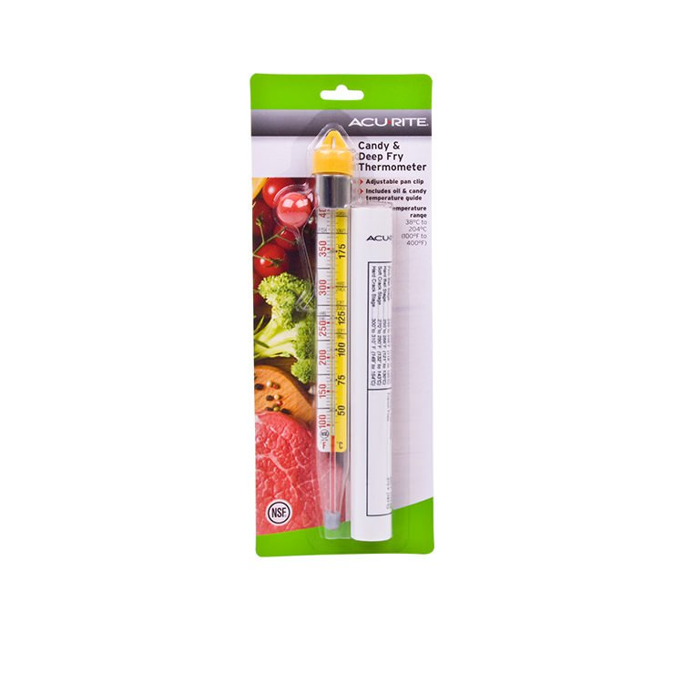 Acurite Deluxe Candy/Deep Fry Thermometer w/ Sheath
