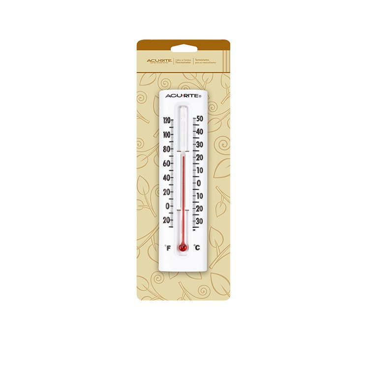 Acurite Indoor/Outdoor Wall Thermometer 16cm