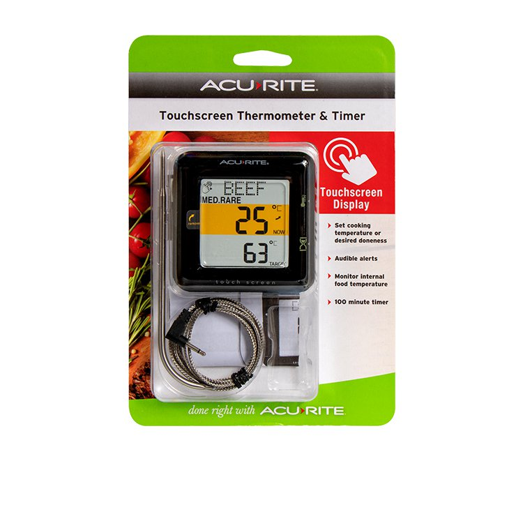Acurite Touchscreen Thermometer & Timer