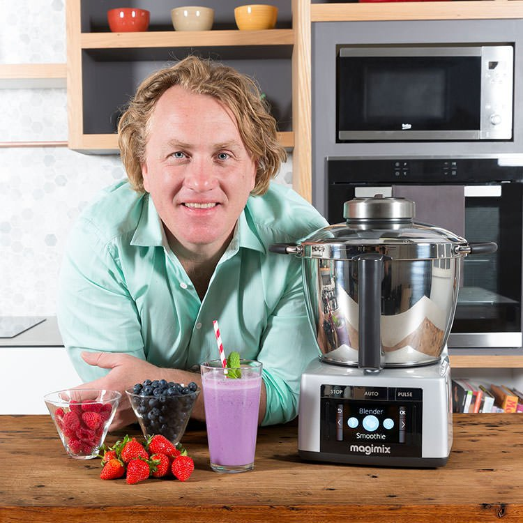 Adrian Richardson Workshop Magimix Cook Expert, Preston, 25th May 2017