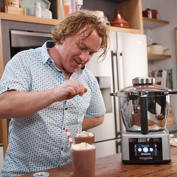 Fast, fresh, and flavourful with Adrian Richardson and the Magimix Cook Expert, North Lakes, 31 May 2018  6:30pm to 8pm