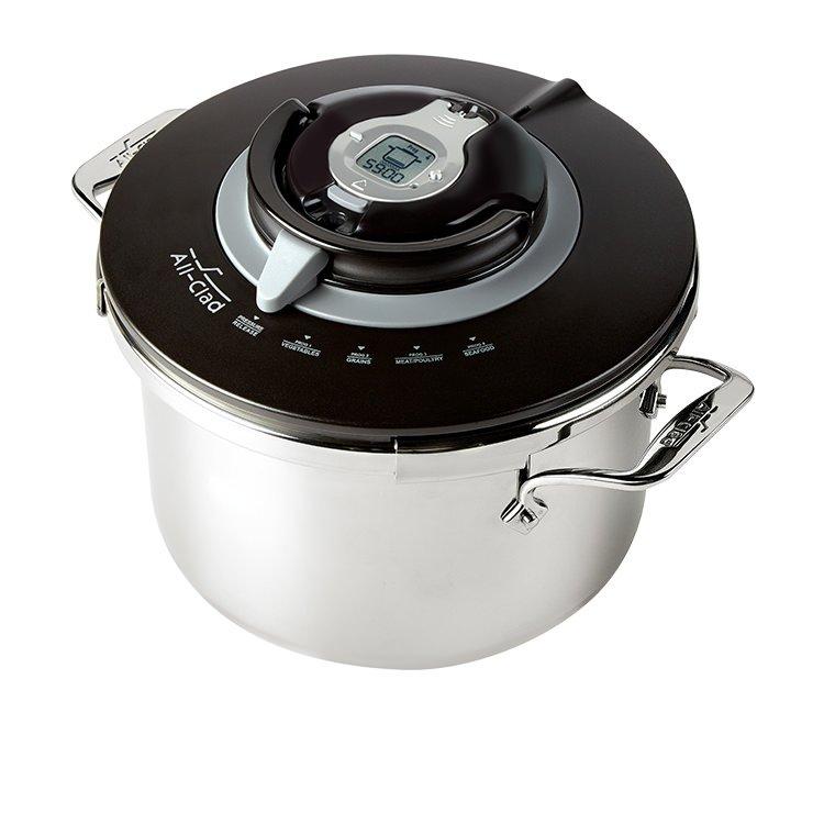 All-Clad PC8 Precision Pressure Cooker 7.5L