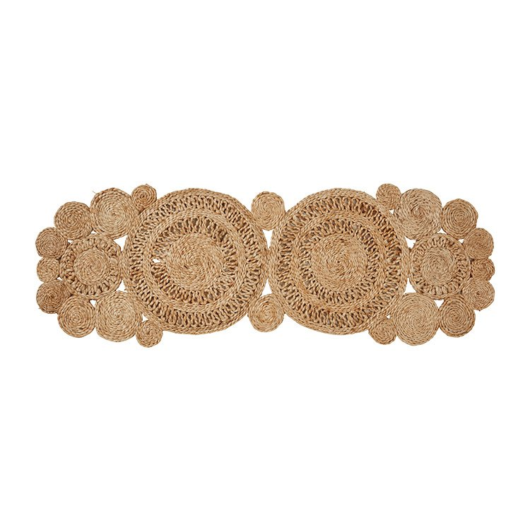 Amalfi Carrie Jute Table Runner