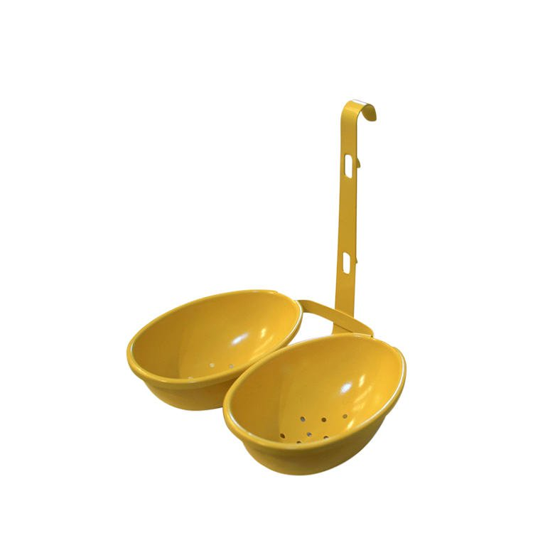 Egg Poacher Scoops and Pods