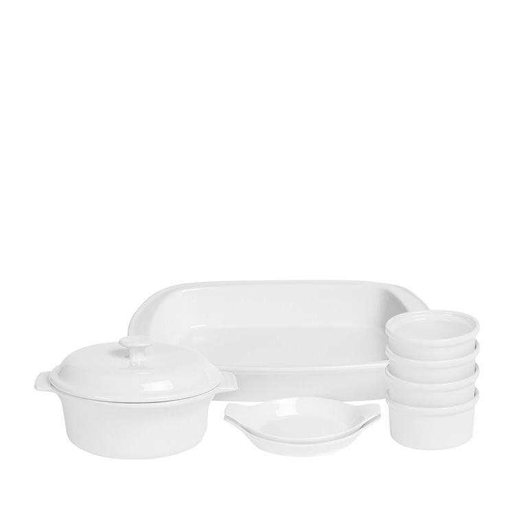 Anchor Hocking Ceramic Bake Set 9pc