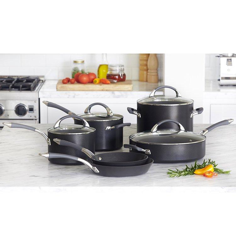 Anolon Endurance+ 6pc Cookware Set