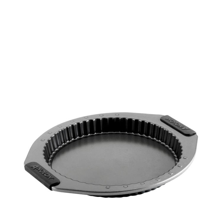Anolon Suregrip Loose Base Flan Pan 24cm