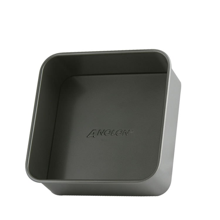 Anolon Suregrip Loose Base Square Cake Pan 20cm