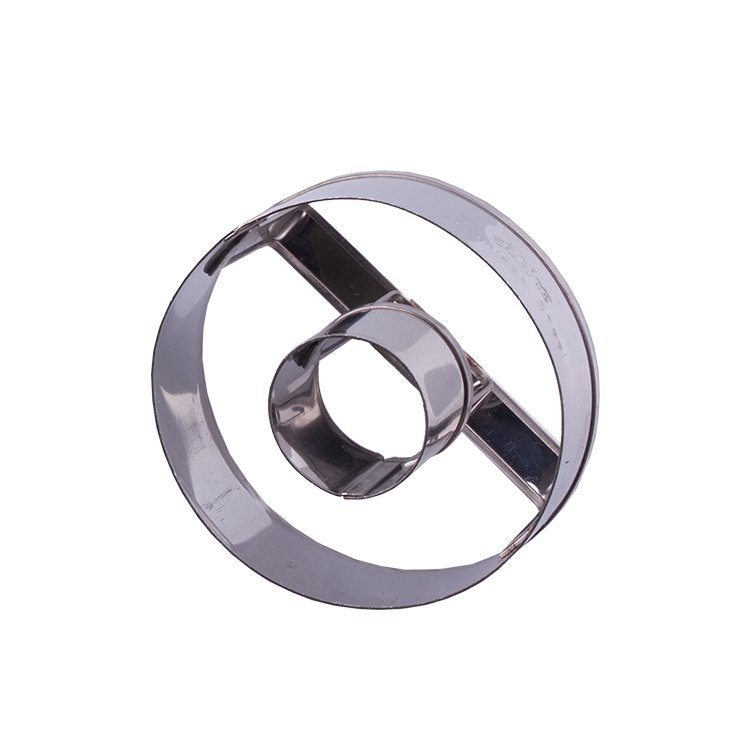 Appetito Doughnut Cutter Stainless Steel 7.5cm