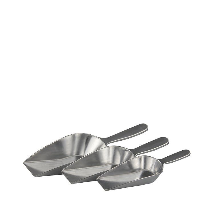 Avanti Aluminium Measuring Scoops Set of 3