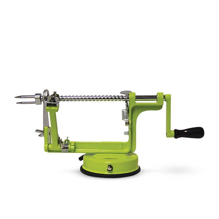Avanti Apple Peeler Corer & Slicer Green