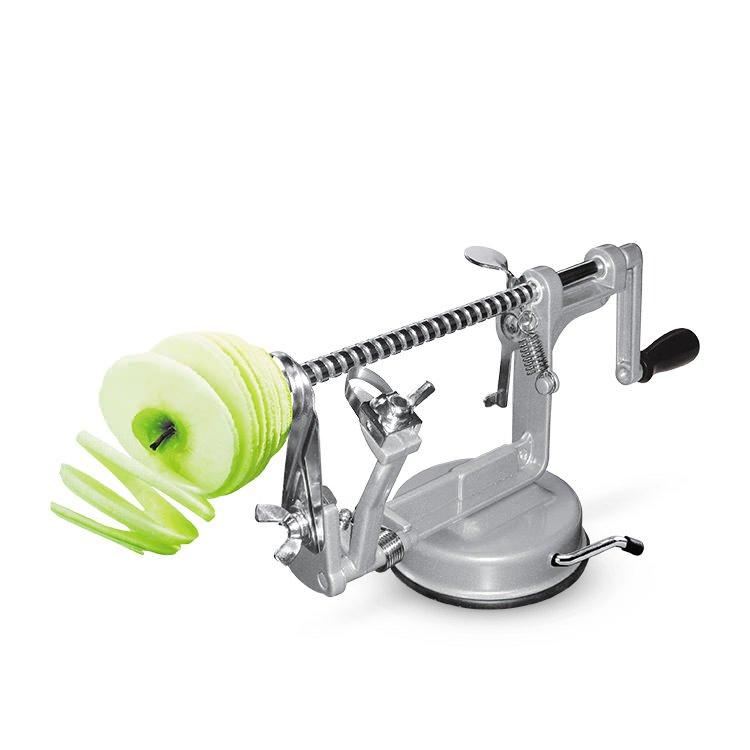 Apple Corer/Peeler/Slicer Machine
