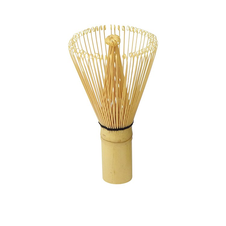 Avanti Bamboo Matcha Whisk & Scoop Set