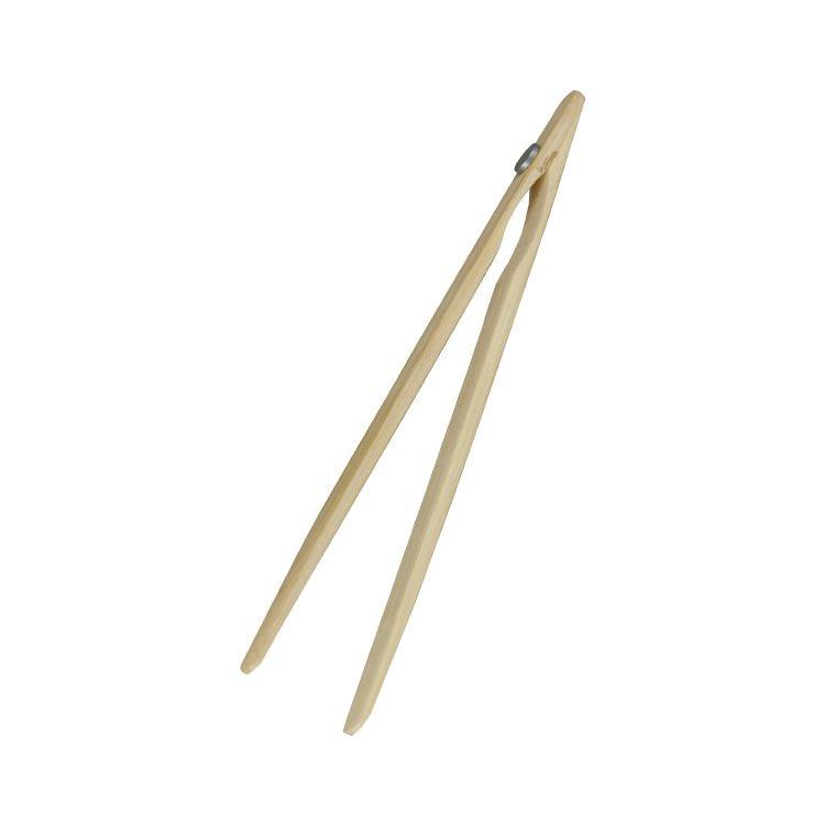Avanti Bamboo Toast Tongs with Magnet