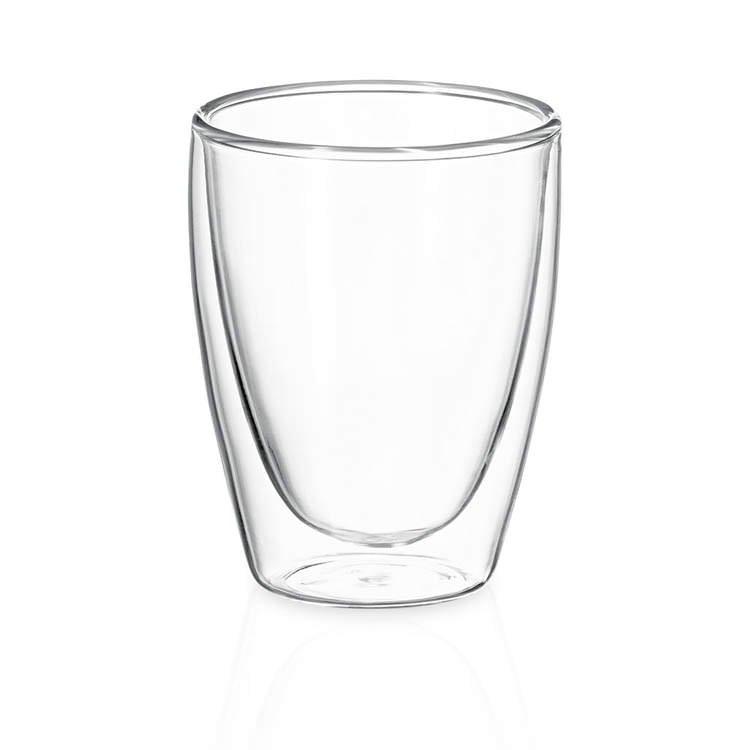 Avanti Cafe Twin Wall Glass 250ml Set of 2