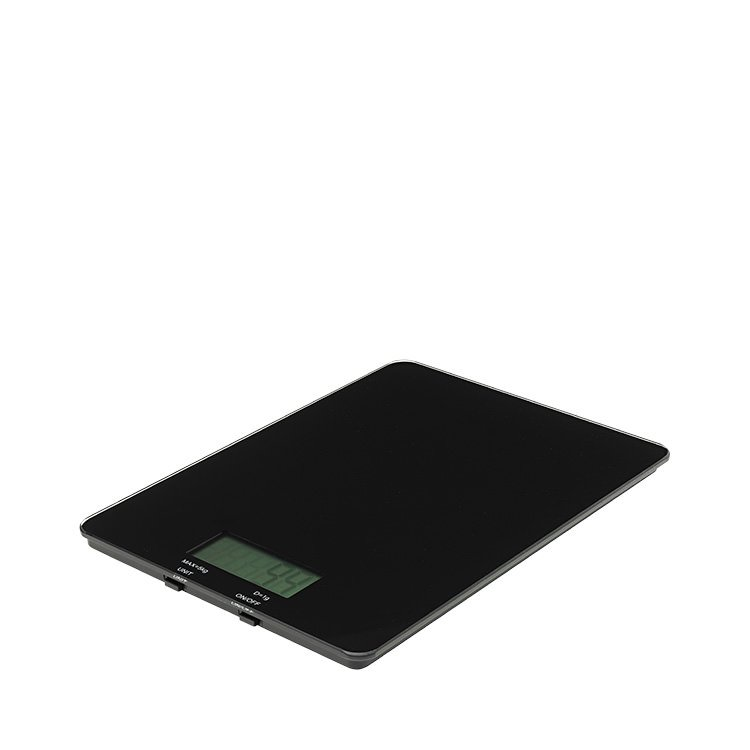 Avanti Digital Kitchen Scales 5kg Black