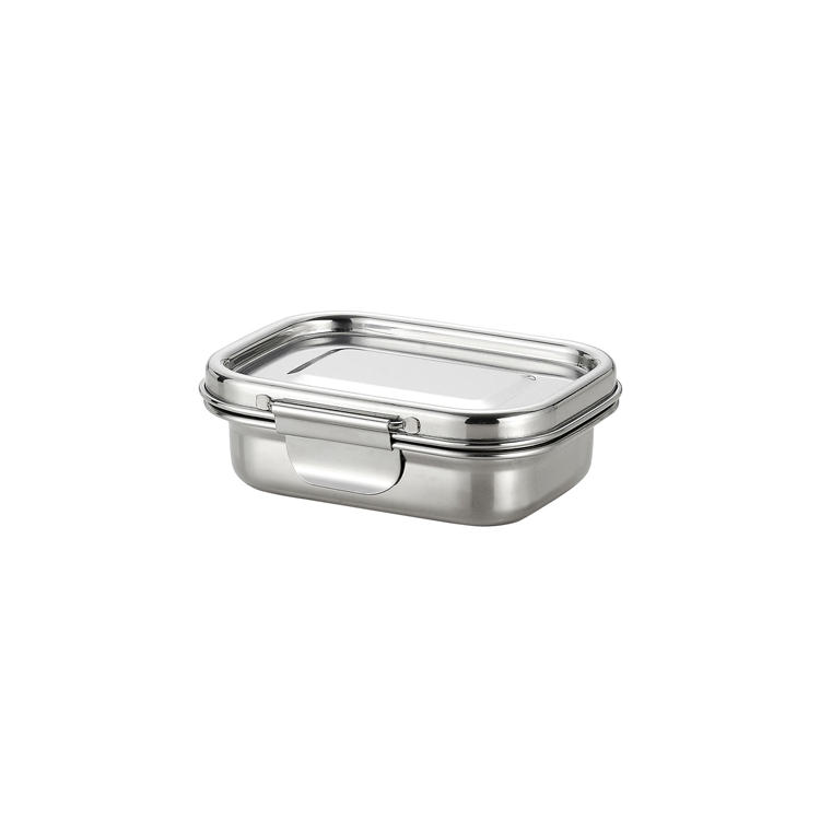 Avanti Dry Cell Stainless Steel Food Container 420ml