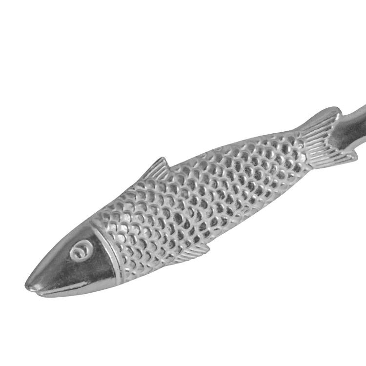 Avanti  Fish Scaler 22x3.5cm Grey